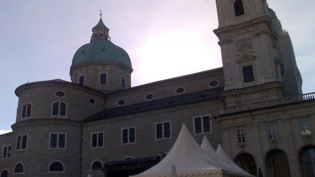 Ini Kastil Terbesar di Austria