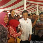 Berapa Target Jokowi Bagi-bagi Sertifikat Tanah?