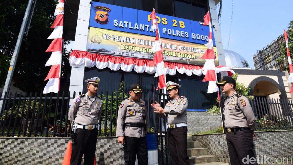 46.704 Personel Polri Dikerahkan untuk Pengamanan Libur Idul Adha