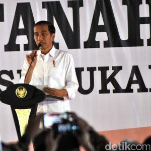 Tujuan Jokowi Sebar Sertifikat Tanah yang Dibilang Amien Rais Ngibul