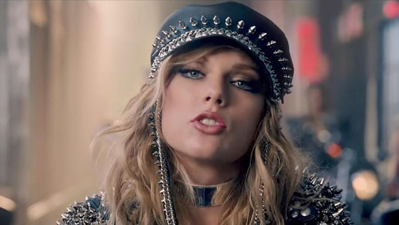 Reputation, Sebuah Transformasi Total Taylor Swift