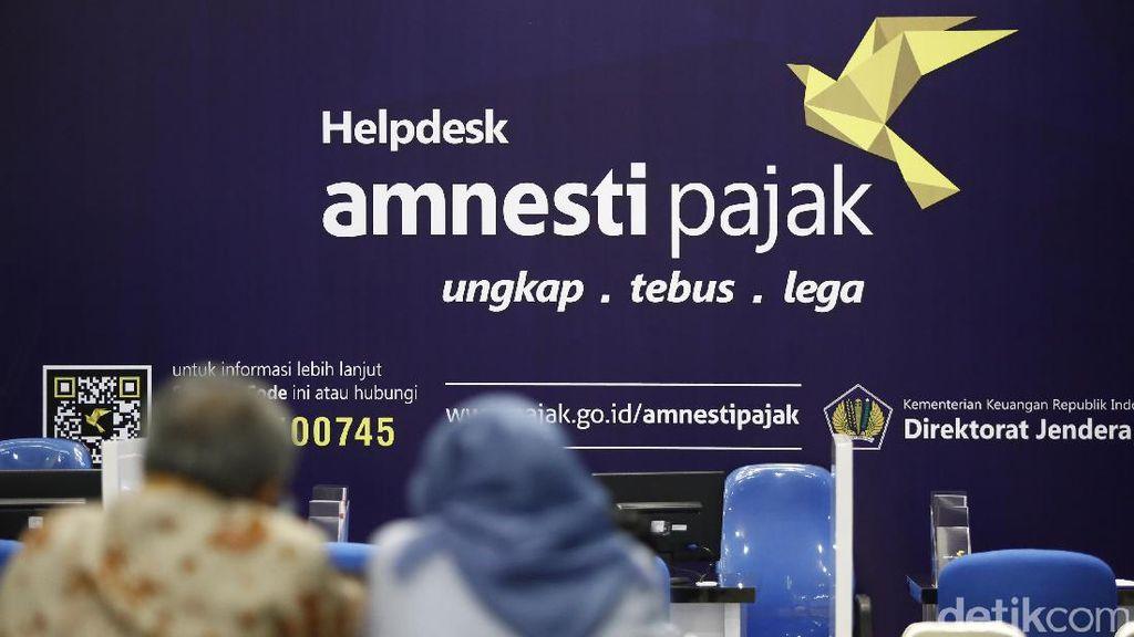 Penjelasan DJP Tentang Tax Amnesty Jilid II dan Sanksi 200%