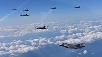 Semenanjung Korea Memanas, Pesawat Pengebom AS Hilir Mudik
