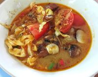 Kalau Lagi di Jakarta Pusat, Hangatkan Diri dengan Makan Tongseng di Sini