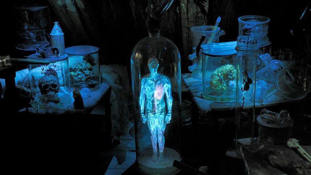 Foto: Seperti Inilah Museum Sihir