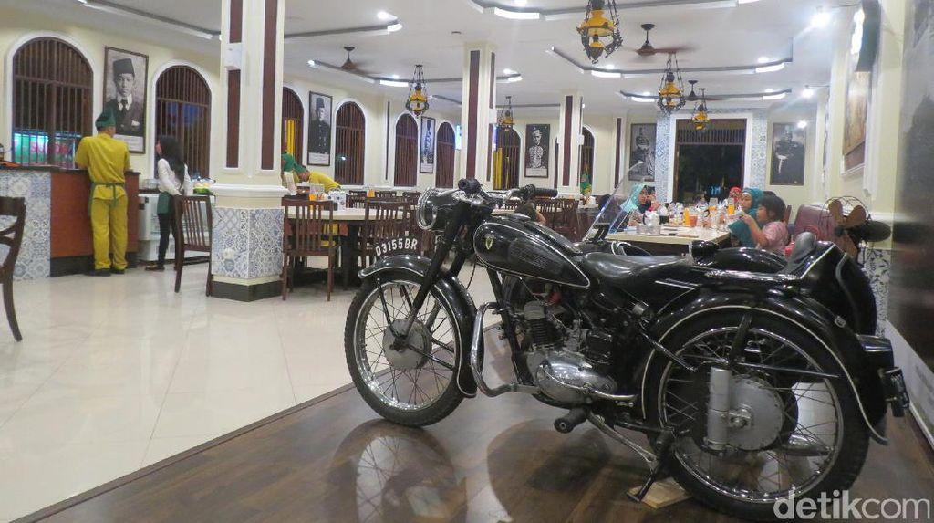 Foto: Wisata Kuliner Instagenic Ala Sultan Siak di Pekanbaru