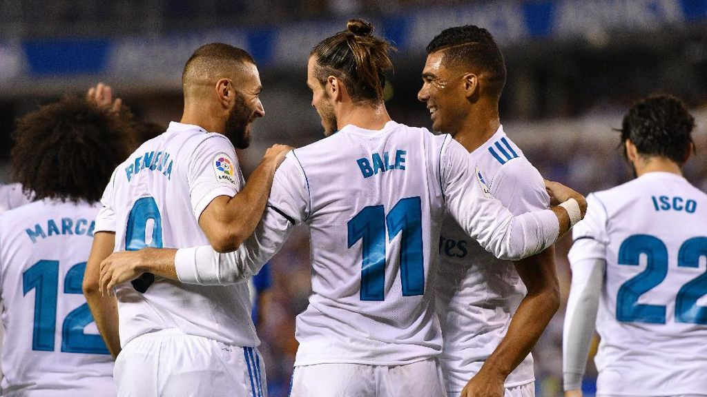 Fergie: Madrid Masih Akan Mendominasi Eropa