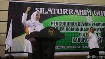 Bupati Jember Ajak Ribuan Guru Madin Cetak Generasi Qurani