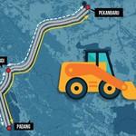 China Ingin Ikut Danai Proyek Tol Pekanbaru-Padang