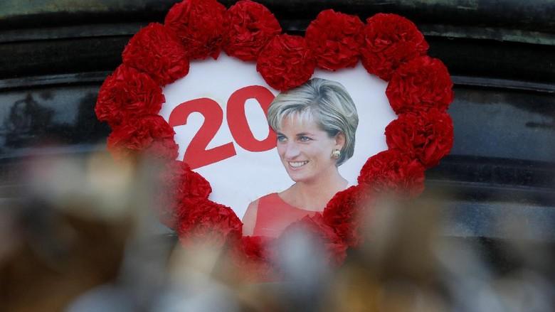 Patung Putri Diana akan Diresmikan Akhir 2019