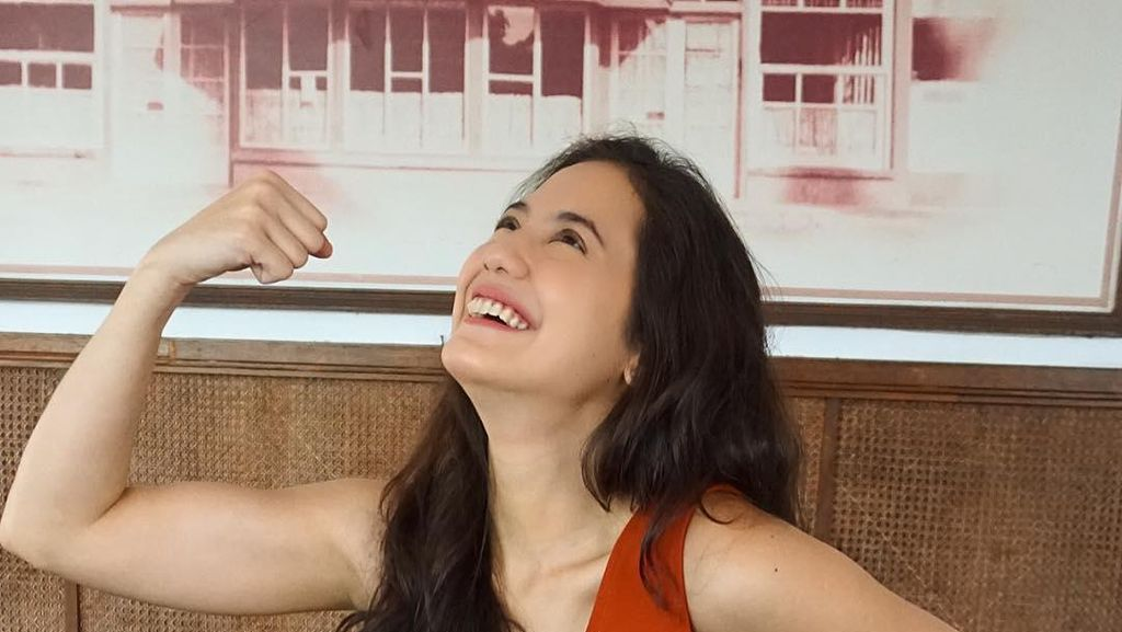 Raisa Hingga Pevita Pearce, Deretan Artis Cantik Pemilik Lengan Kekar