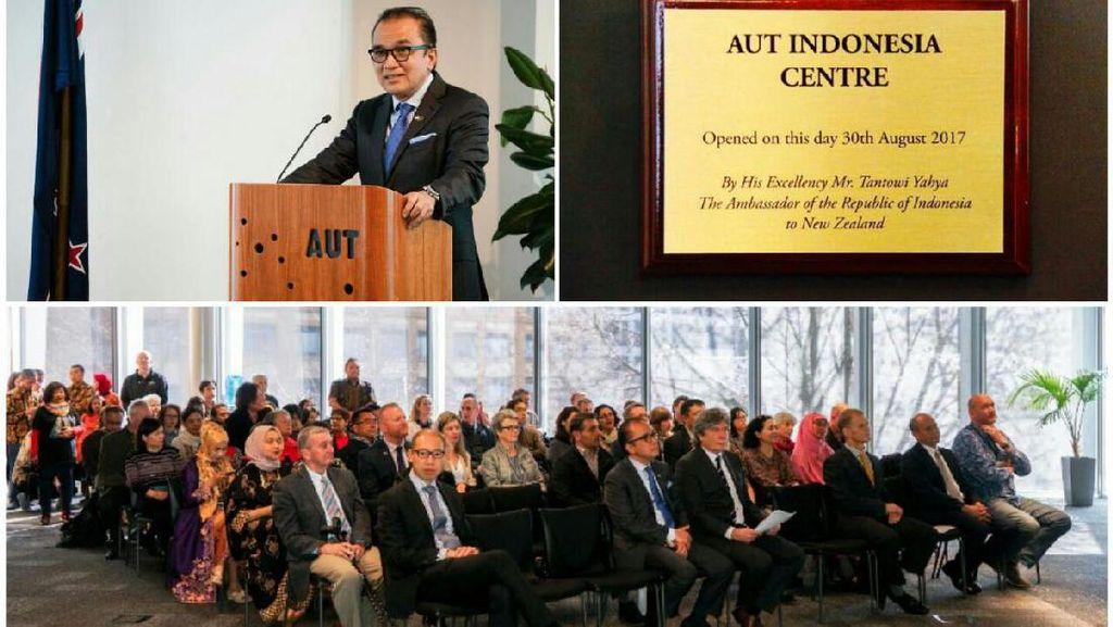 Indonesian Centre Pertama di Dunia Dibuka di Selandia Baru