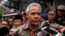 Ganjar: Aksi Bela Rohingya Minimal 500 Meter dari Candi Borobudur