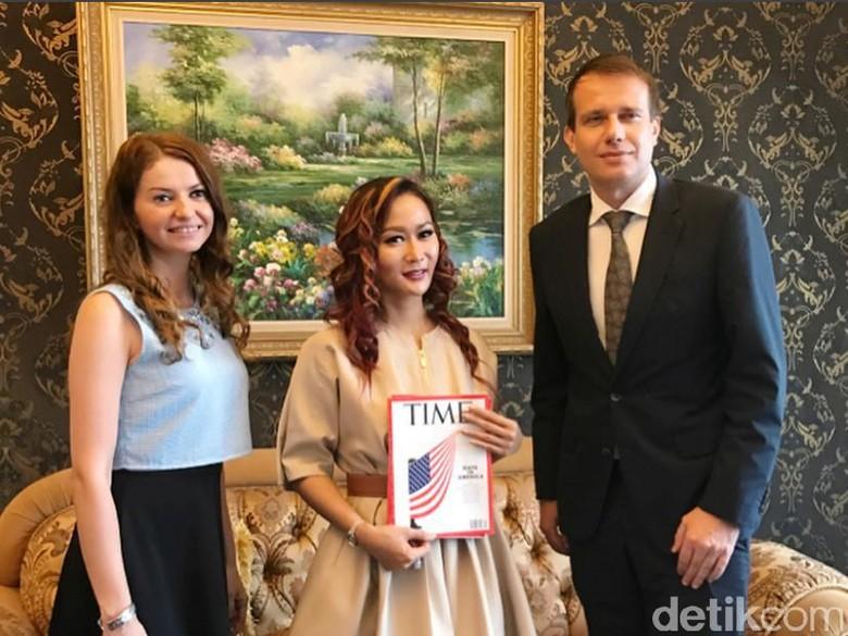 Inul: Saya Tak Pintar Tapi Ingin Memajukan Indonesia dengan Cara Saya
