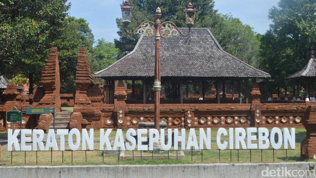 Libur Panjang, Keraton Kasepuhan Cirebon Jadi Favorit Wisatawan