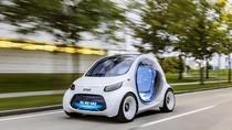 Foxconn Ingin Bikin Jalan Tol Khusus Mobil Otonom