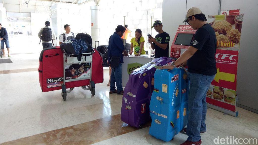 Peserta GFNY Indonesia Mulai Berdatangan