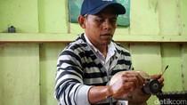 Foto: Kehidupan Perajin Batu Bacan, Nasibmu Kini...