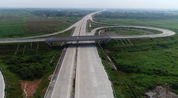 Dua ruas tol Medan-Binjai akan jalani uji coba bulan ini. Kedua ruas itu adalah yakni seksi II (Helvetia-Semayang) sepanjang 6,18 km dan Medan Binjai seksi III (Semayang-Binjai) 4,28 km. (Dok. PT Hutama Karya)