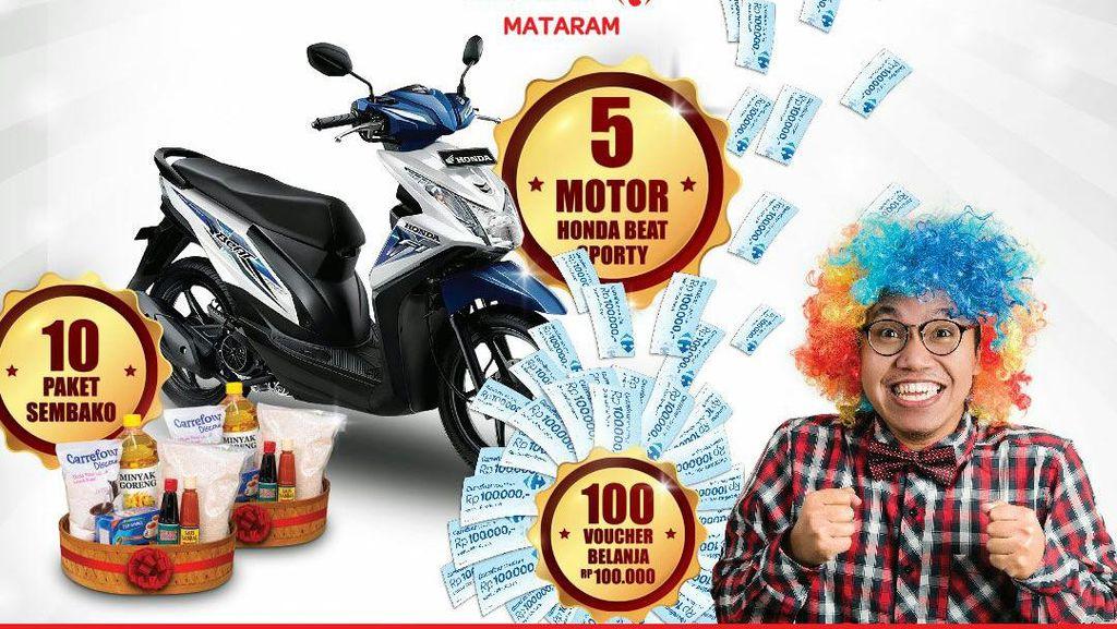 Ini Pemenang Program Belanja Lebih Untung Transmart Carrefour Mataram
