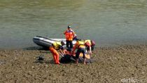 Terpeleset, Jasad Pencuci Hewan Kurban Ditemukan di Sungai Brantas