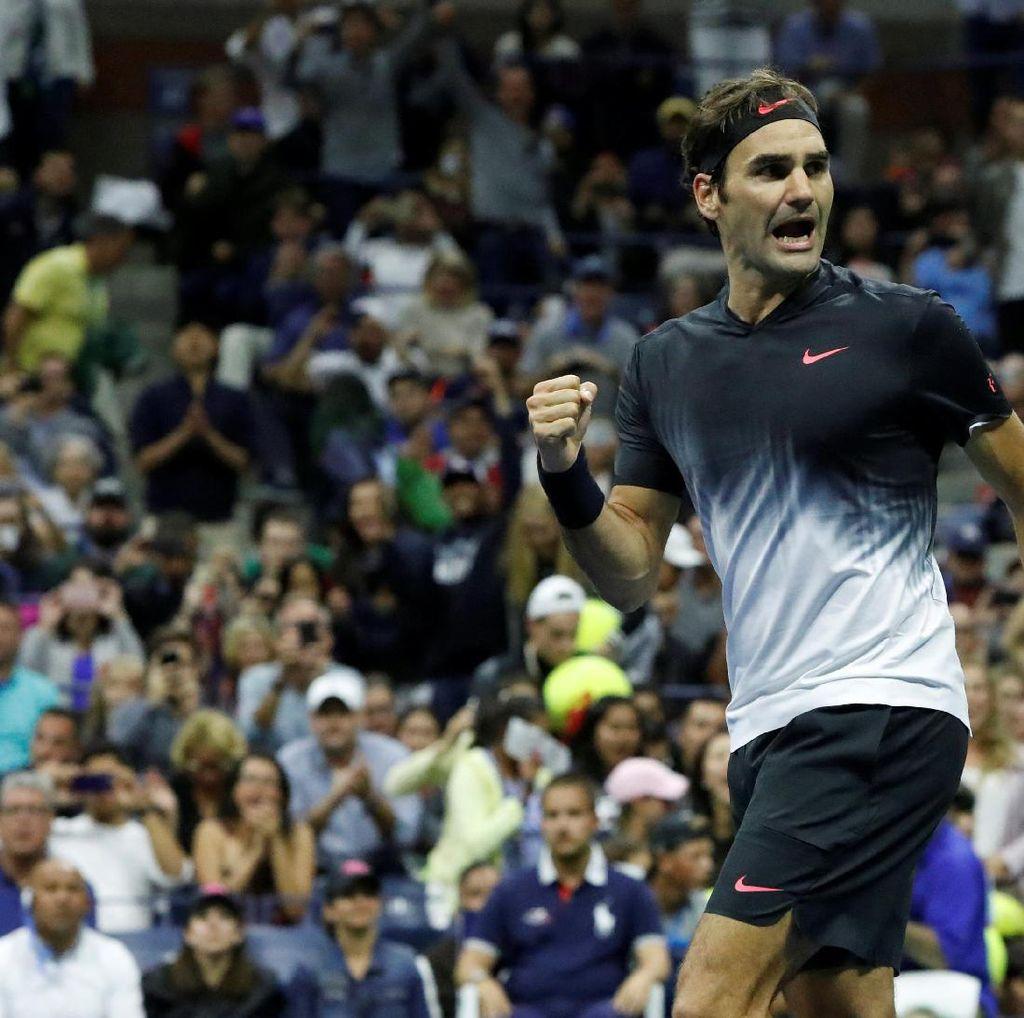 Bersiap ke Australia Open, Federer Fokus Diri Sendiri