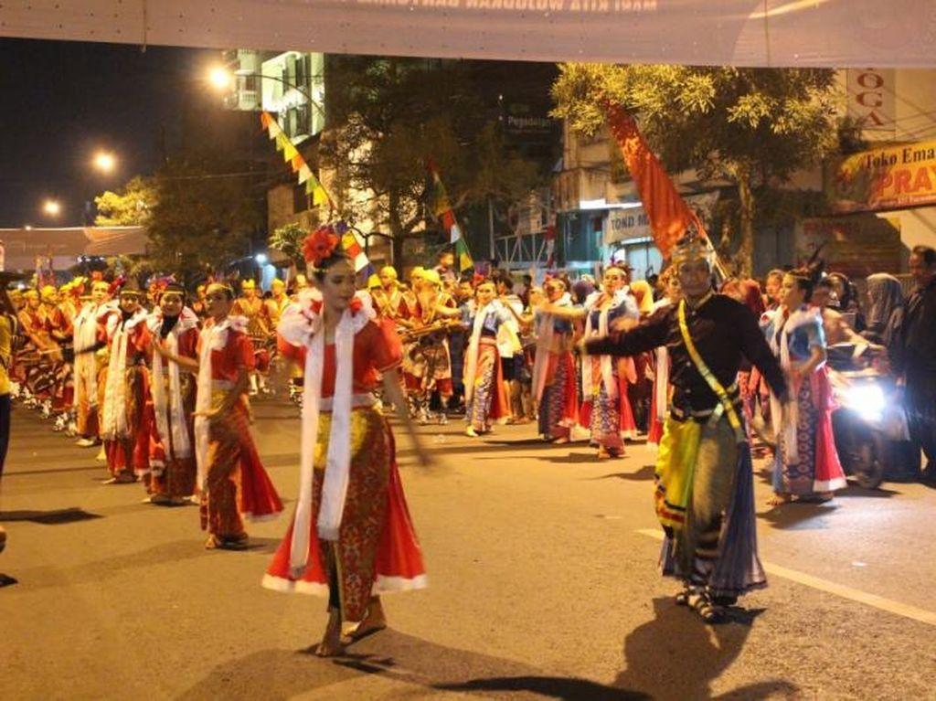 Mengenang Festival Kentongan di Purwokerto yang Meriah Banget