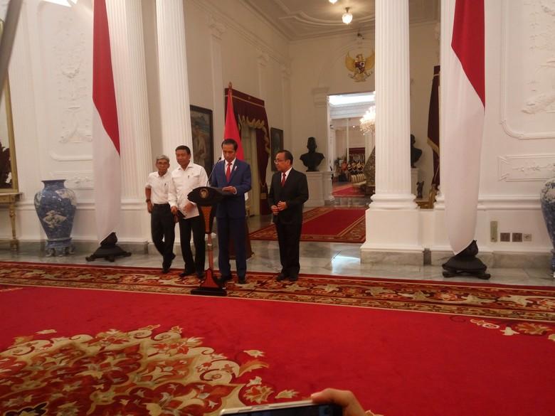 Ini Pernyataan Lengkap Jokowi Soal Krisis Kemanusiaan Rohingya