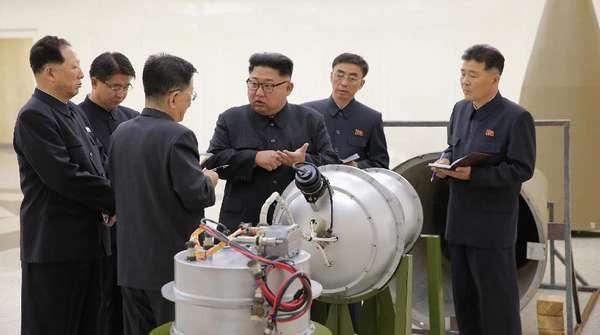 Pejabat Korut: Dunia Harus Anggap Serius Ancaman Bom Hidrogen