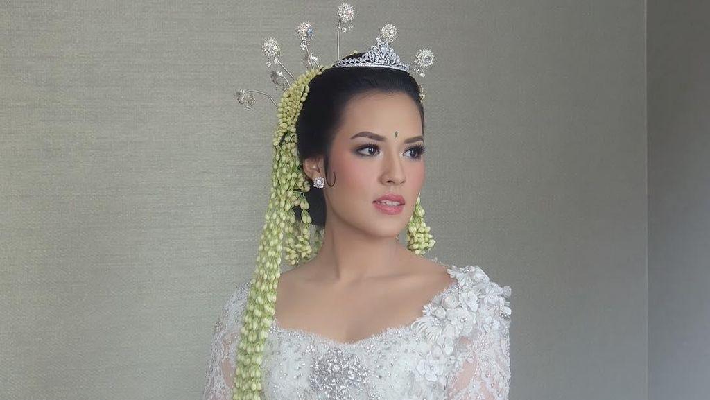 Netizen Kritik Makeup Raisa Saat Nikah Tak Manglingi, Ini Kata Makeup Artist
