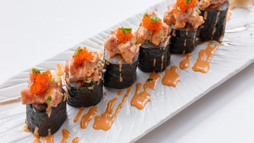 Sushi Kekinian