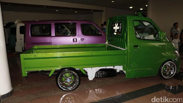 Daihatsu Gran Max Green Jablay
