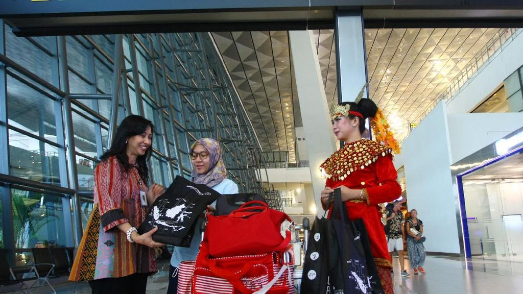 Lion Air Lombok Akan Pindah ke 1A, Ini Formasi Terbaru di Bandara Soetta