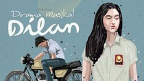 Netizen Baper Dilan Bakal Jadi Drama Musikal