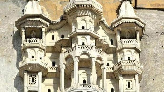 Istana Mungil Tapi Mewah, Khusus Buat Burung