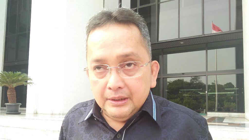 Rapat Tertutup DPR-MA Bahas Hakim Nyabu hingga OTT Panitera