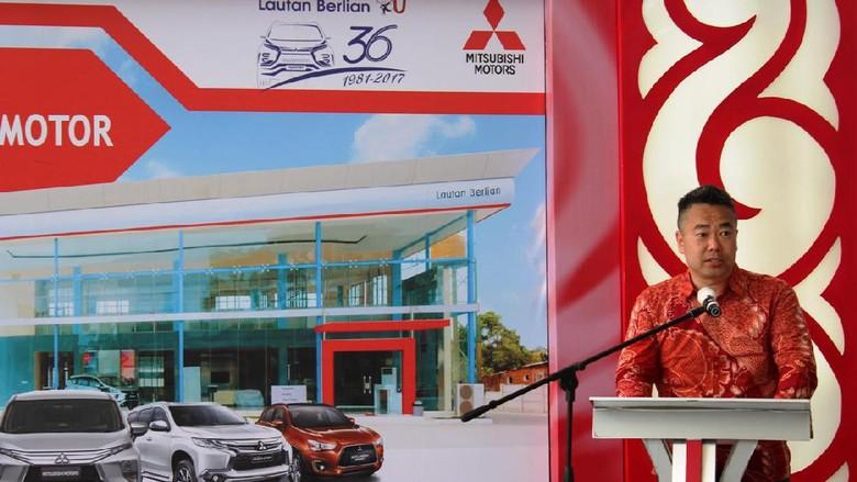 Mitsubishi Lebih Perkuat Jaringan di Bengkulu