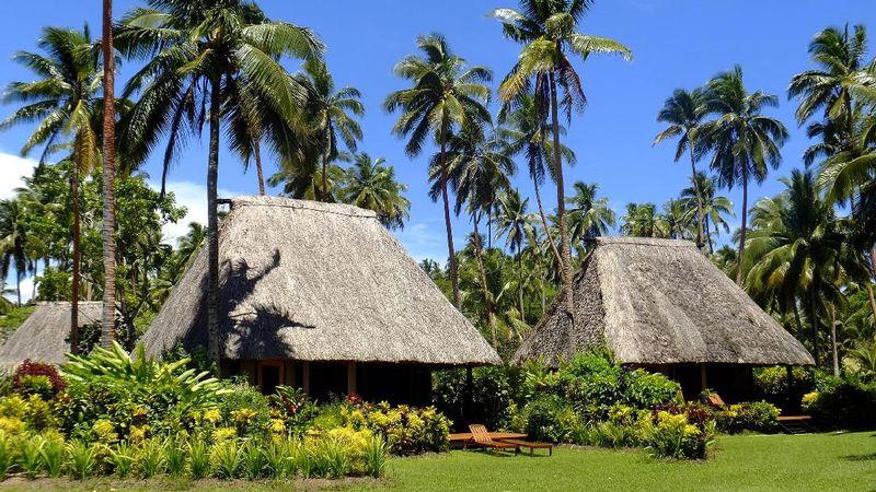 Desa Nabouwala di Pulau Vanua Levu, Fiji, memiliki syarat khusus bagi siapa pun yang ingin datang berkunjung. Traveler tidak bisa datang sembarangan begitu saja (Thinkstock)