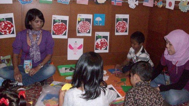Info Sekolah Montessori di Jakarta