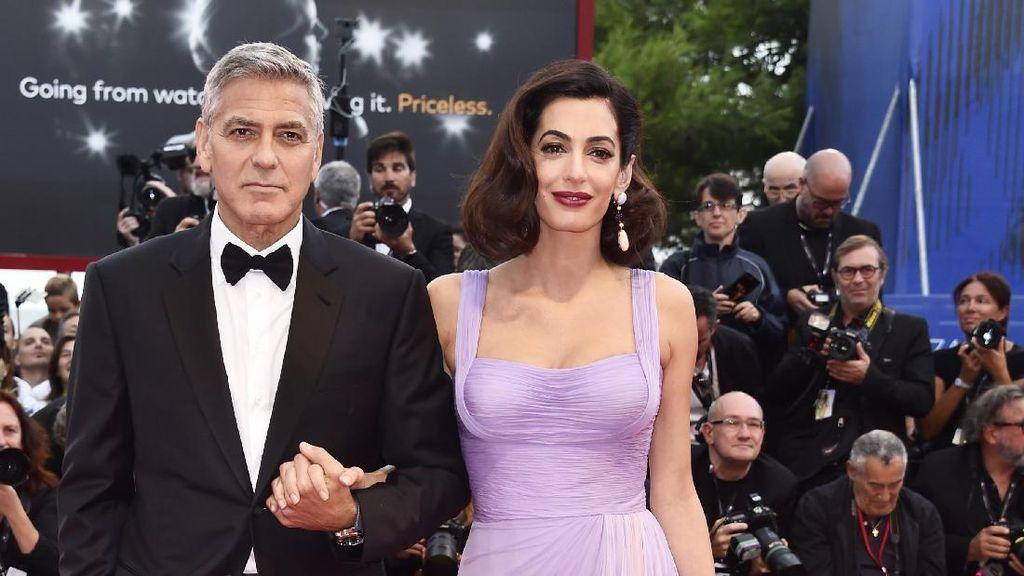 Wow! George Clooney Beri 14 Sahabat Rp 13,5 M dan Bantu Bayar Pajak