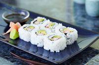 Dari California, Sentuhan Baru Sushi Mendunia dan Makin Unik