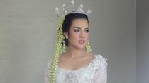 Kasihan, Deretan Artis Cantik Ini Makeup Pernikahannya Dinyinyirin Netizen