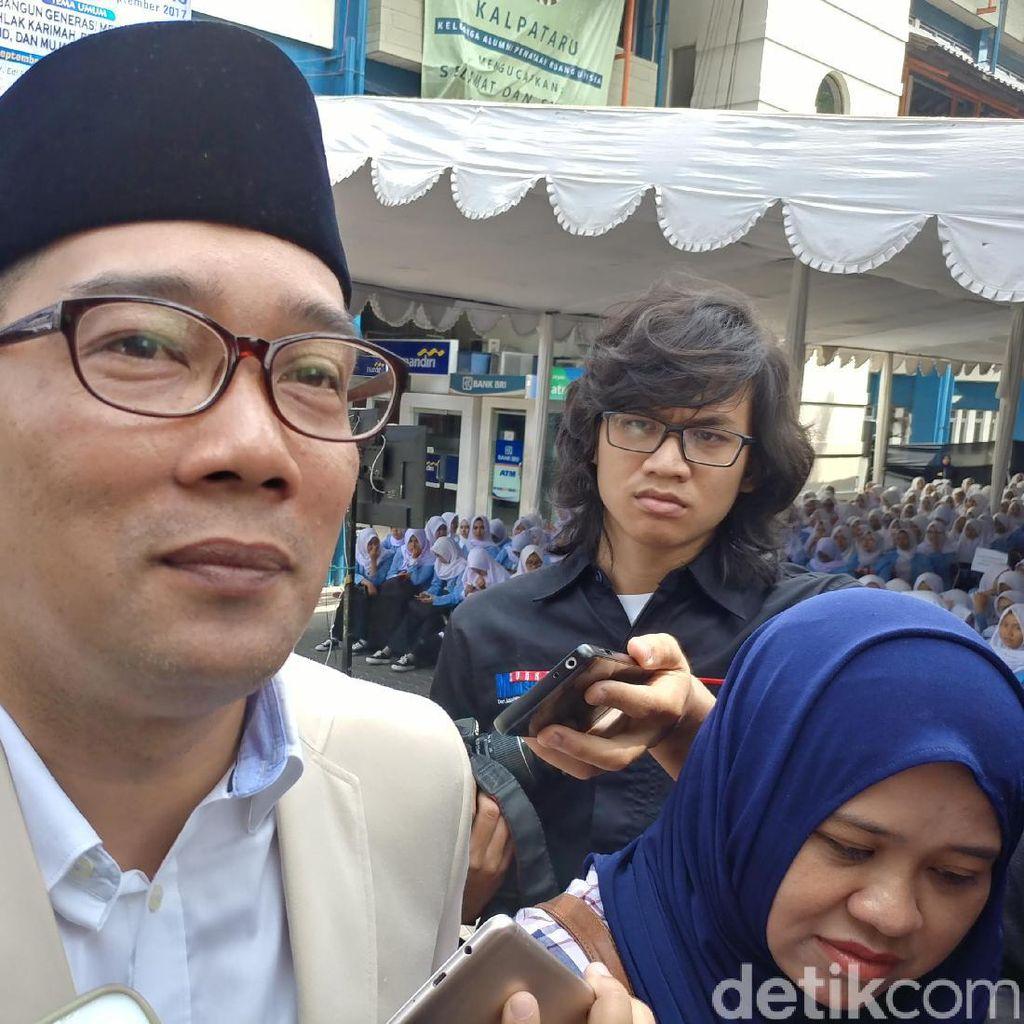 PPP Jadi Dukung atau Tidak Ridwan Kamil Tunggu Besok Malam