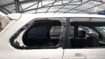 Polisi: Proyektil Penembakan Mobil di Senayan dari Revolver