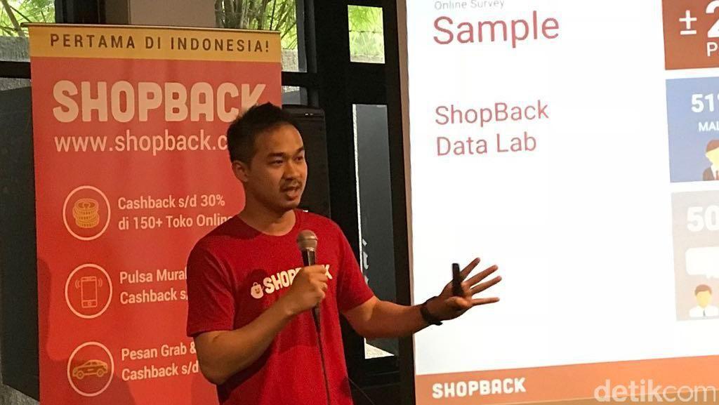 ShopBack Dapat Suntikan Dana Baru Rp 338 Milliar