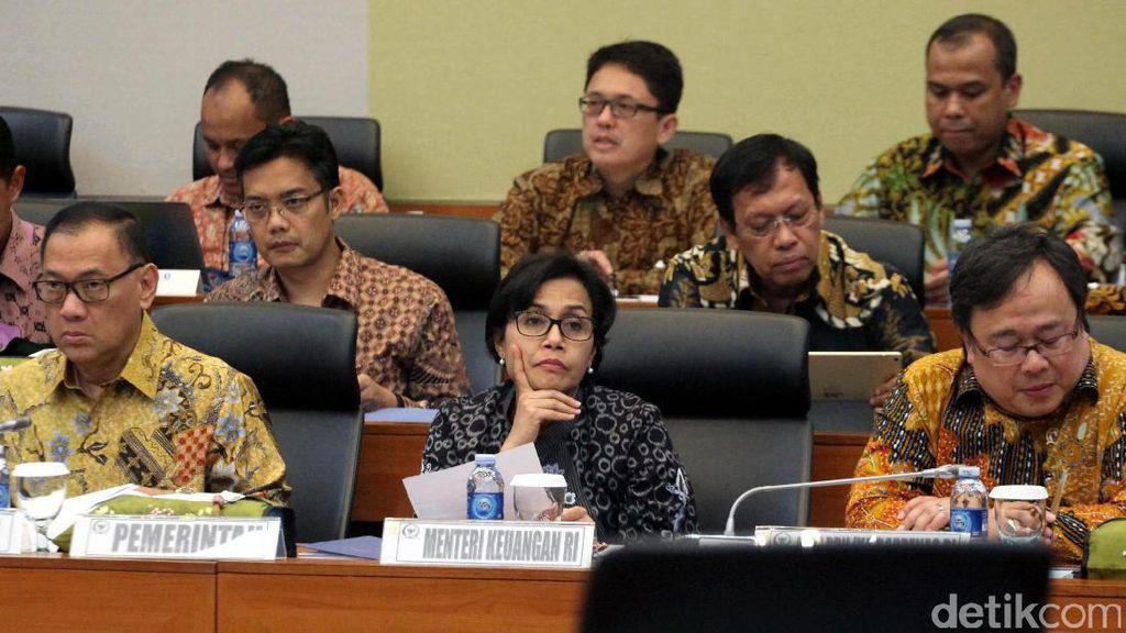 Banggar DPR dan Sri Mulyani Cs Tunda Pengambilan Keputusan APBN 2018