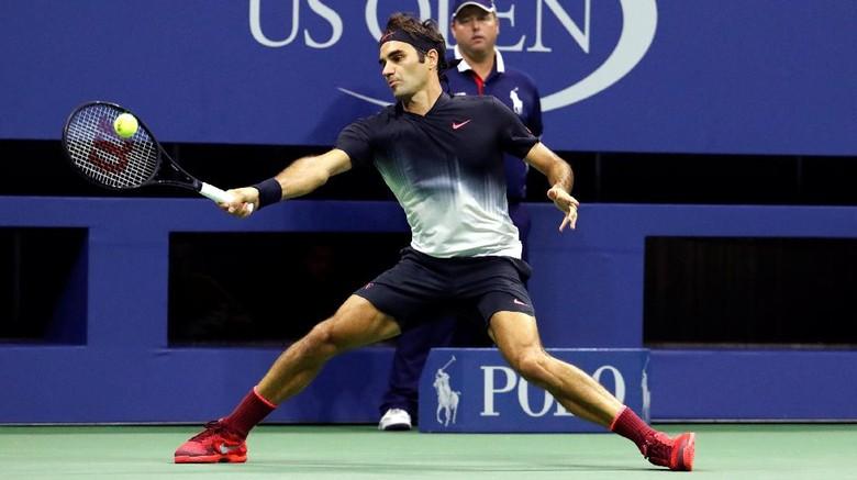 Federer Jumpa Del Potro di Perempatfinal