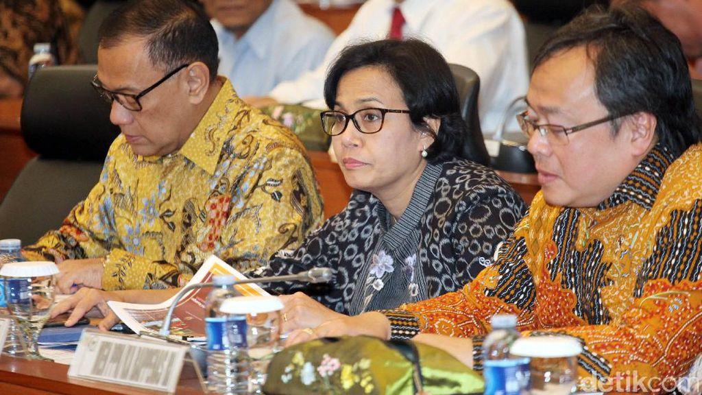 Bahas Dana Alutsista, Sri Mulyani dan Komisi I DPR Rapat Tertutup