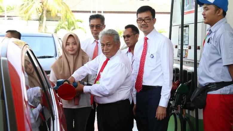 Konsumsi Pertamax di Jatim, Bali, NTB dan NTT Capai 73%