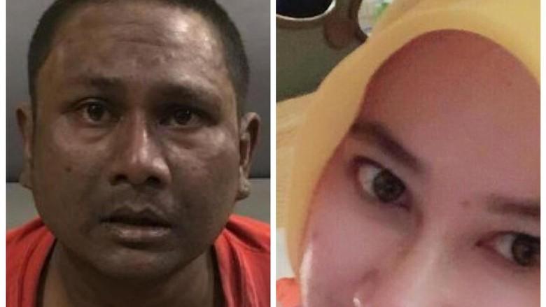 Polisi Tunggu Hasil Tes Kejiwaan Akbar Pembunuh Indria